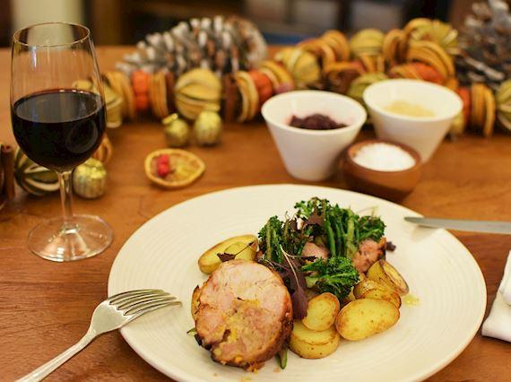 Christmas Day Lunch & Dinner in Mayfair