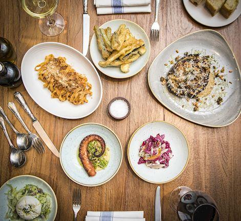 Mercante, Restaurant in Mayfair