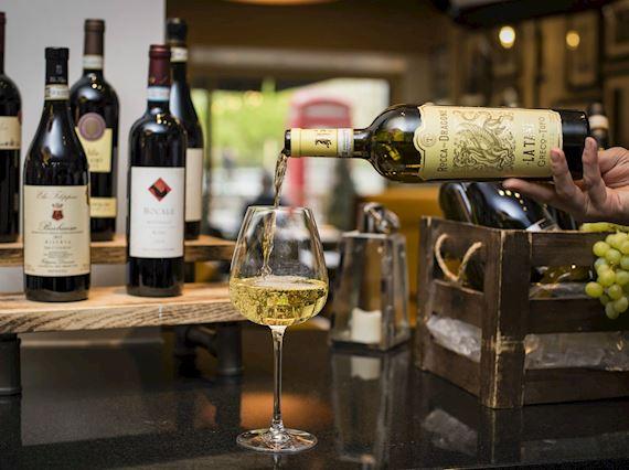 Wine Menu - Mercante Restaurant