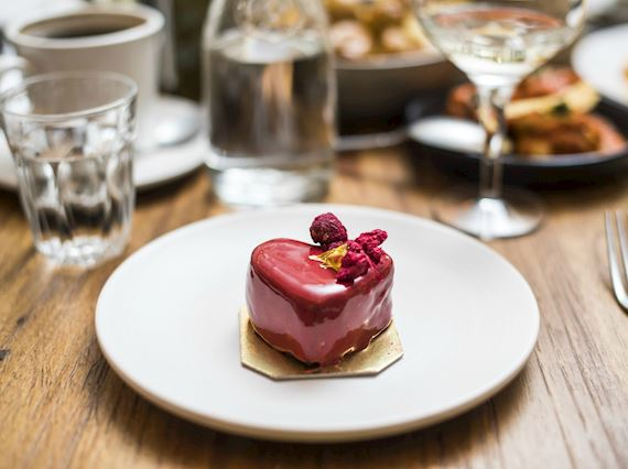 Valentine's Day Dining in London - Mercante Mayfair